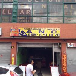 Restaurante y Tamales A.N.C  en Bogotá