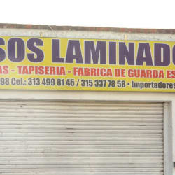 Pisos Laminados Carrera 10 con 3 en Bogotá