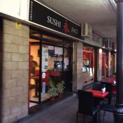 Restaurante Sushi Face - Providencia en Santiago
