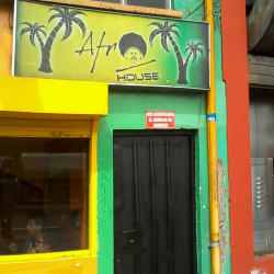Afro House en Bogotá