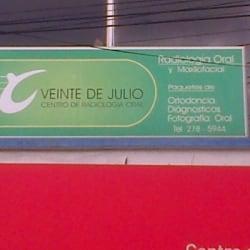 C Veinte de Julio Centro de Radiología Oral y Maxilofacial  en Bogotá