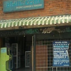 Blue.com en Bogotá