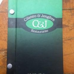 Cilantro y Jengibre en Bogotá