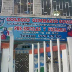 Colegio Gimnacio el Sosiego en Bogotá
