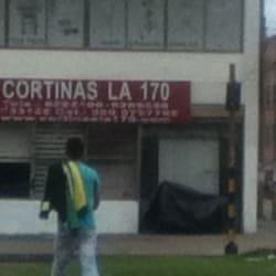 Cortinas La 170 en Bogotá
