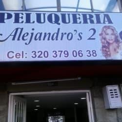 """Alejandro""""s 2 Peluquería Calle 139 en Bogotá"""