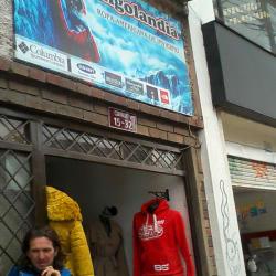 Gringolandía en Bogotá