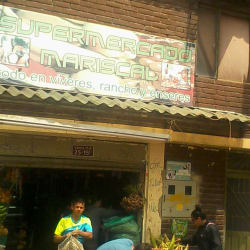 Supermercado Mariscal en Bogotá