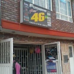 Furious Racing 46 en Bogotá