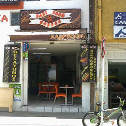 Fast Food & Coffee en Bogotá