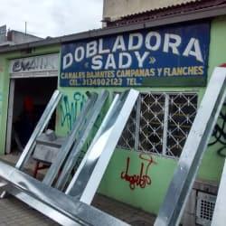 Dobladora Sady en Bogotá