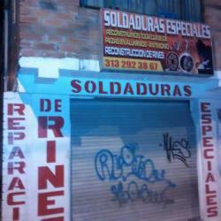 Soldaduras Especiales CD en Bogotá