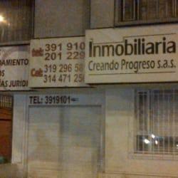 Inmobiliaria Creando Progreso en Bogotá