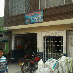 Kikemotoss en Bogotá