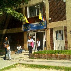 UPA 30 Bomberos en Bogotá