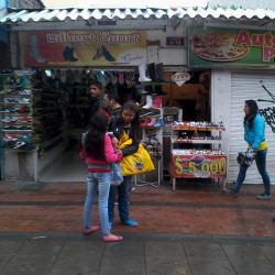 Gilbert Sport Garibar en Bogotá