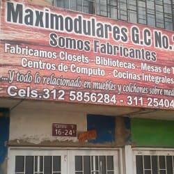 Maximodulares G.C N.2 en Bogotá