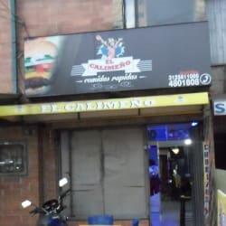El Calimeño en Bogotá