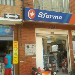 Sfarma Calle 24 en Bogotá