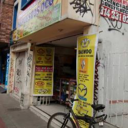 Repuestos OCG en Bogotá