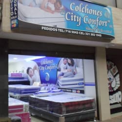 Colchones City Confort en Bogotá