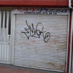 Ray Pizza en Bogotá