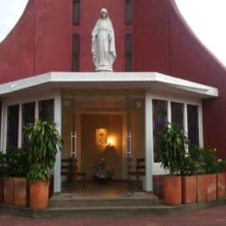 Parroquia de Todos los Santos en Bogotá