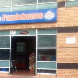 Pandebonos Vallunos en Bogotá