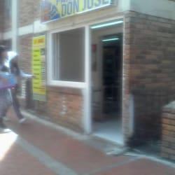 Panadería Don José en Bogotá