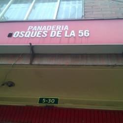 Panadería Bosque de la 56 en Bogotá