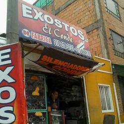 Exostos El Conde en Bogotá