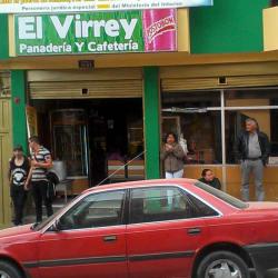 El Virrey Panadería y Cafetería  en Bogotá