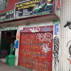 Electricidad Automotriz Avenida Boyacá  en Bogotá