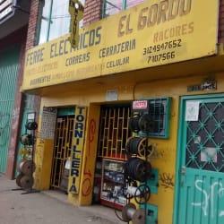 Ferre Eléctricos El Gordo en Bogotá
