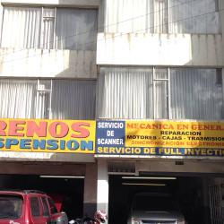Frenos y Suspensión Transversal 53A  en Bogotá
