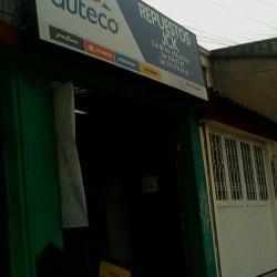 Repuestos JCK en Bogotá