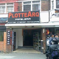 PlotteArq en Bogotá