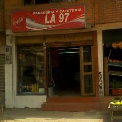 Panaderia y Cafeteria la 97 en Bogotá