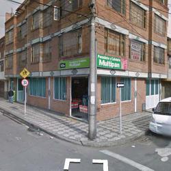 Panadería y Cafetería Multipan en Bogotá