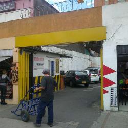 Parqueadero Calle 47 en Bogotá
