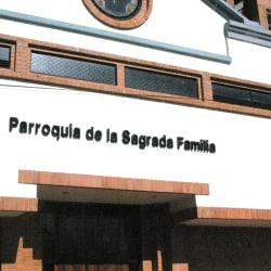 Parroquia de la Sagrada Familia en Bogotá
