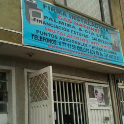 Palmira y Cia Ltda en Bogotá