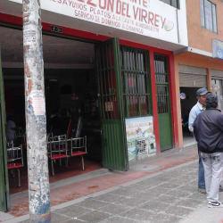 Restaurante el Mezon del Virrey en Bogotá
