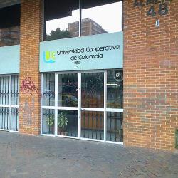 Universidad Cooperativa de Colombia Gestión Documental en Bogotá