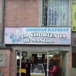 La Chorizada de Mancho en Bogotá
