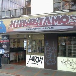 Hipopótamos Steak House en Bogotá