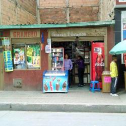 Granero los Tucanes en Bogotá
