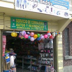 Variedades Juan Andrés en Bogotá