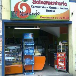 Salsamentaria El Naranjo en Bogotá