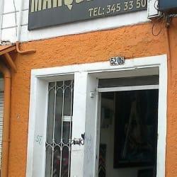 Marqueteria Arte y Enmarcaciones en Bogotá